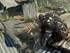 Crysis.. a wet dream for graphics whores everywhere... as long as your PC was actually capable of any decent fps!